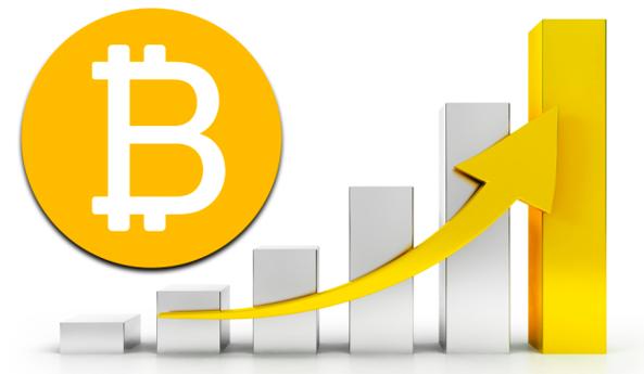 Bitcoin tang gia thang 1
