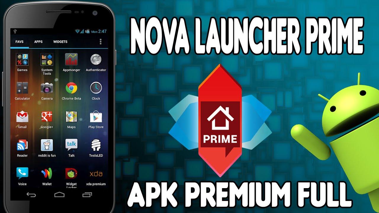 Mastertricks In Nova Launcher Prime V4 2 0 Beta 5 Cracked Apk Latest