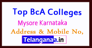 Top BCA Colleges in Mysuru (Mysore) Karnataka
