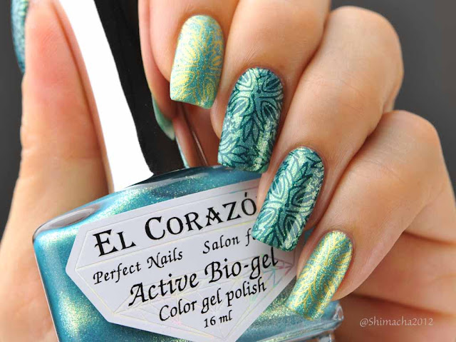 El Corazon : Sparkling Sea (Magic Collection) No.423/573