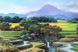 Pengertian Seni Lukis Naturalisme dan Beberapa Tokoh yang Menerapkannya