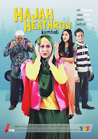 Hajah Heathrow Kembali Episod 3