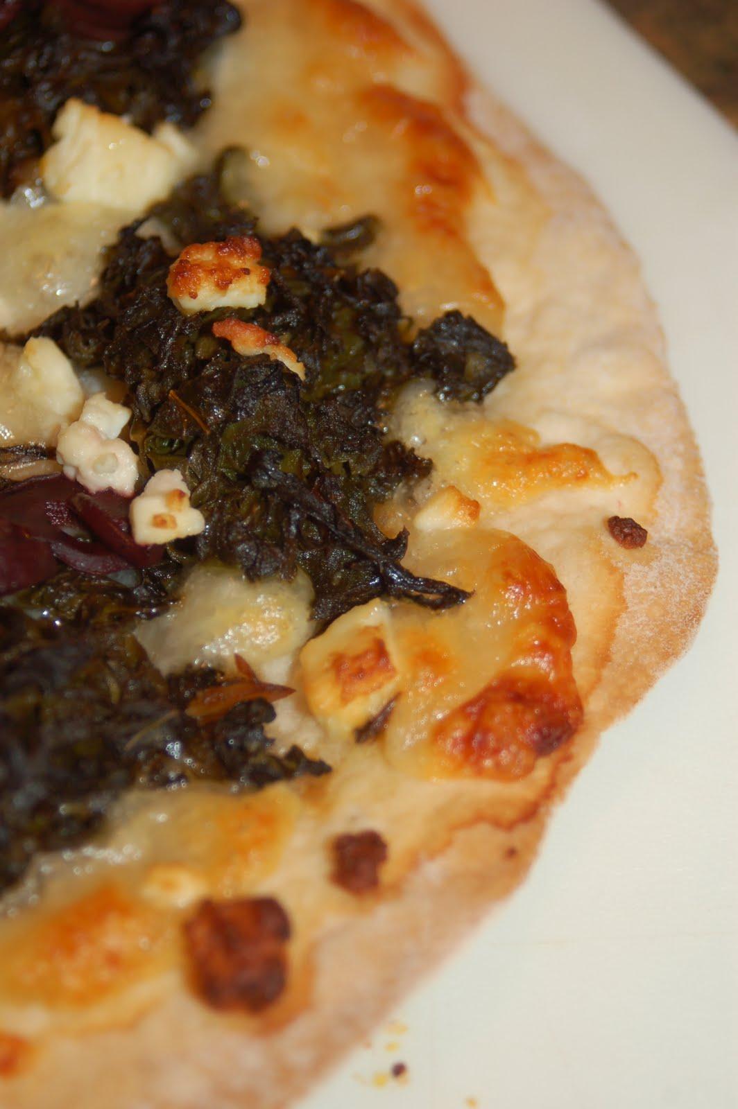 Guinnah No Yeast Pizza Crust Easy