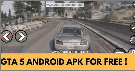 gta 5 download apk free
