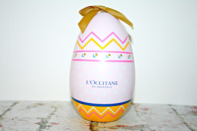 L'Occitane Cherry Blossom Easter Egg