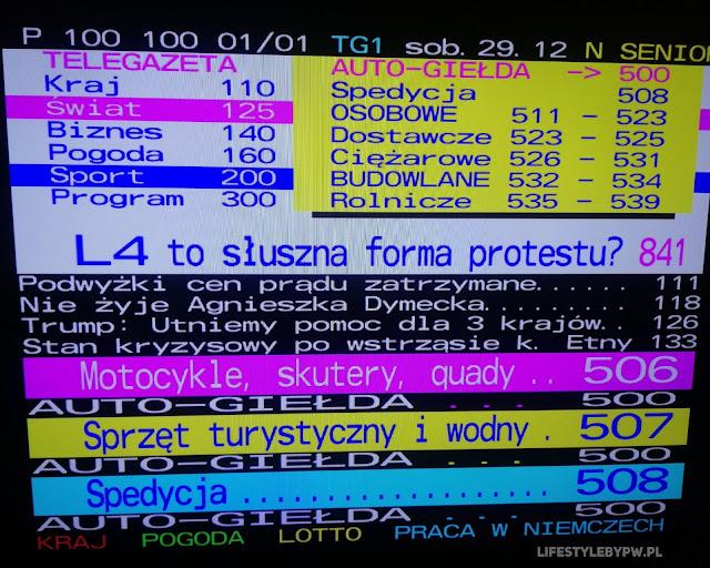 """Telegazeta kończy dziś 30 lat! """"Internet lat 90-tych"""""""