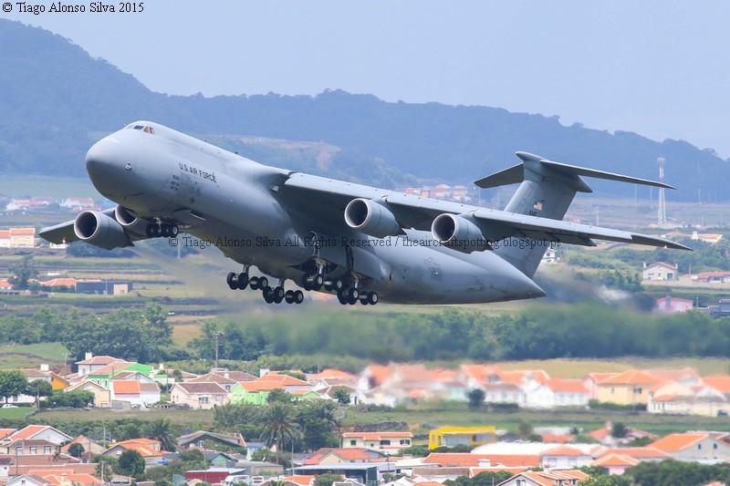 Aircraft Spotting: Lockheed C-5M Super Galaxy (L-500