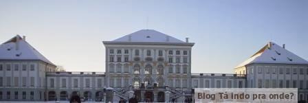 Castelo de Nymphemburg em Munique