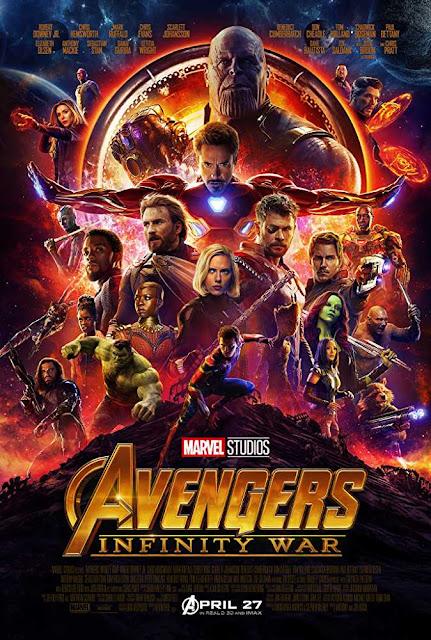 Avengers Infinity War 2018 Dual Audio Hindi 720p BluRay 1.4GB