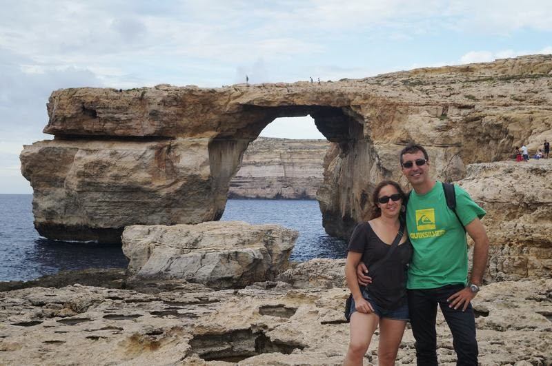 azure window, isla de gozo, imagenes de malta, fotos de malta, erosion en la costa, erosion del mar