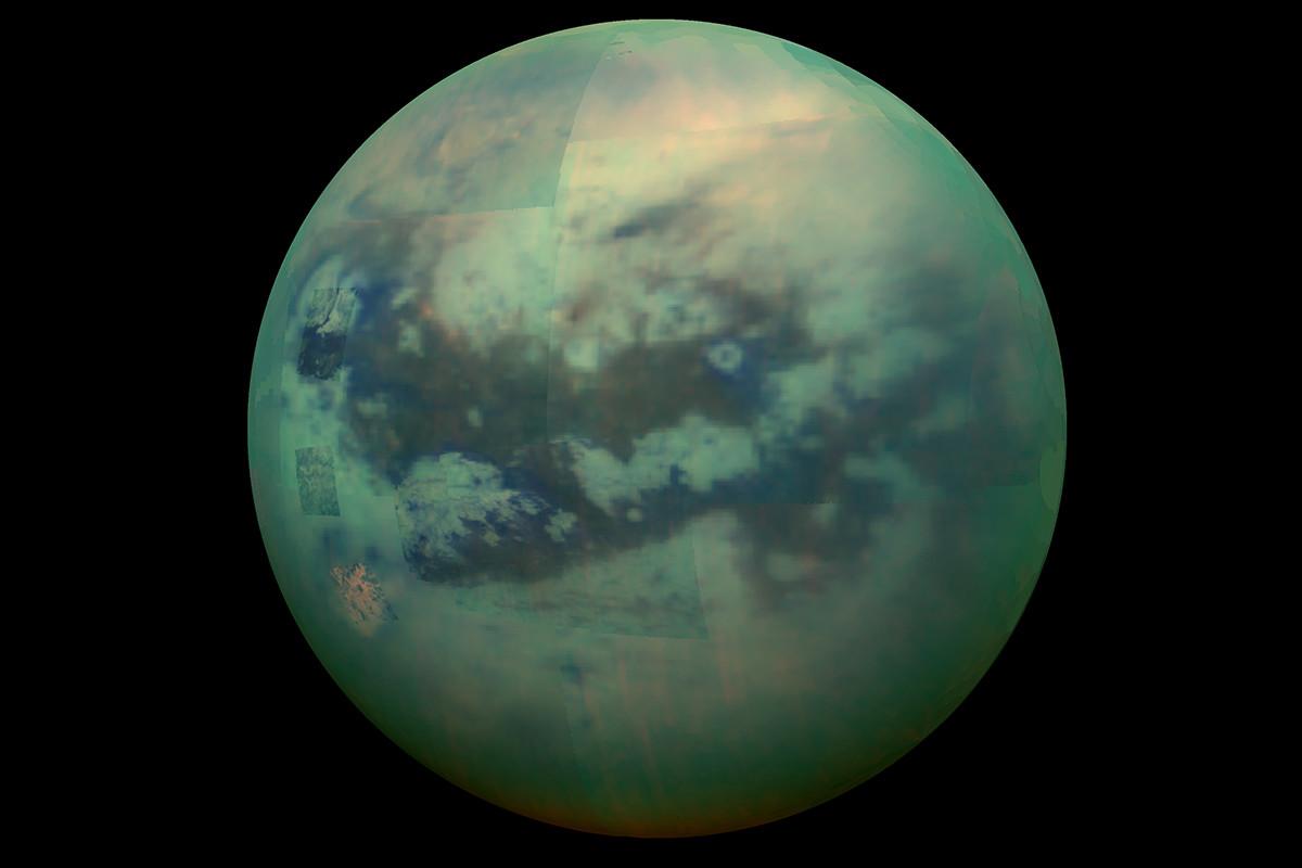menjelajahi titan satu satunya satelit alami beratmosfer