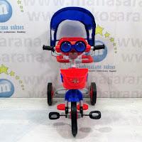 sepeda roda tiga bmx family astro tongkat