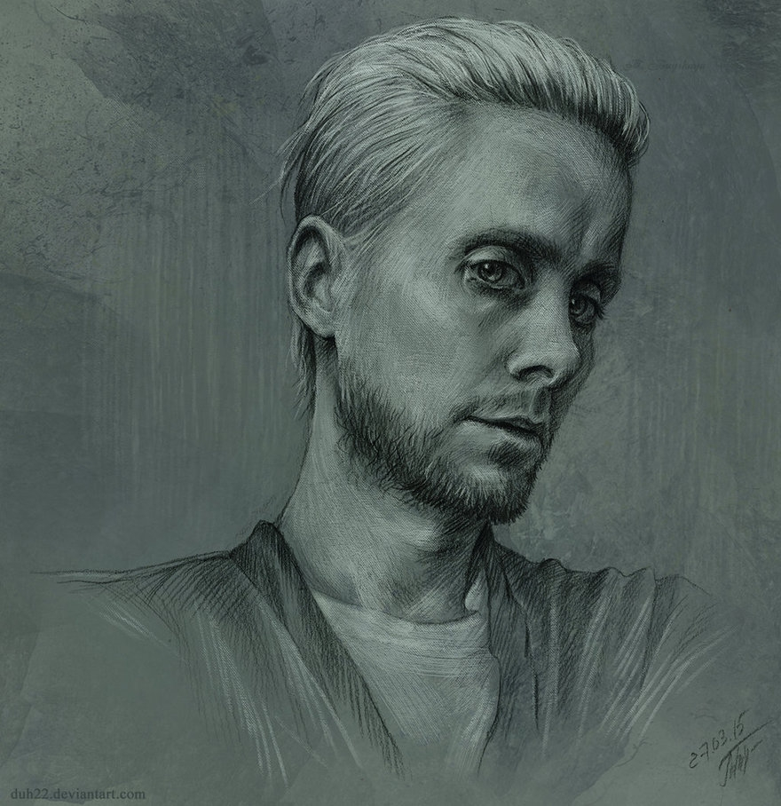05-Jared-Leto-Tatyana-Buyskaya-Duh22-Pencil-and-Charcoal-Portrait-Drawings-www-designstack-co