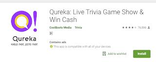 Qureka App Review
