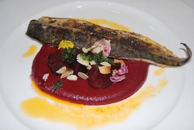 mackerel, the Seafood Restaurant, Padstow photo by modernbricabrac