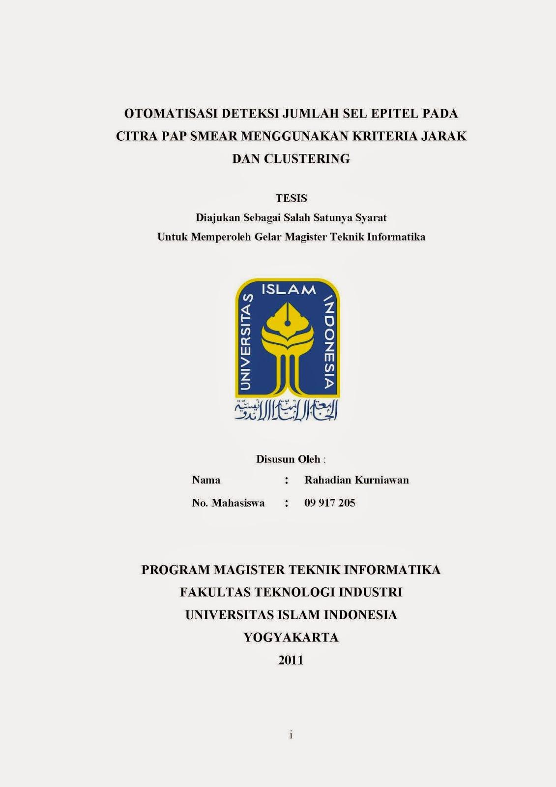 Skripsi Fakultas Ekonomi Manajemen Ide Judul Skripsi Universitas