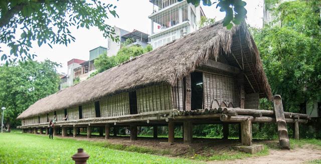 Museo etnográfico Vietnam