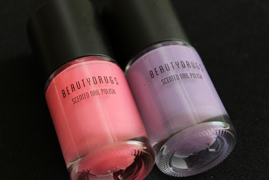 Beautydrugs Scented Nail Polish — Rose & Lavender