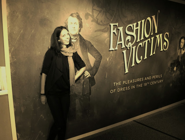 Fashion Victims Exhibit at Bata Shoe Museum in Toronto, art, artmatters, culture, the purple scarf, melanieps, ontario, canada, history