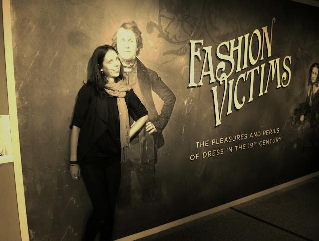 Fashion Victims Exhibit at Bata Shoe Museum in Toronto, art, artmatters, culture, the purple scarf, melanieps, ontario, canada, history