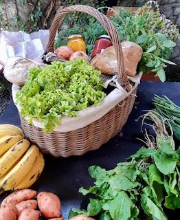 11 e 25 maio e 8 junho, 12h às 16h: Feira Agroecológica, produtos Orgânicos, Artesanais e da Roça