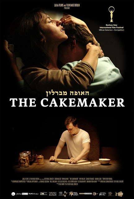 The cakemaker, film