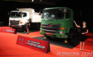 Daftar Harga Hino 500 New Generation Ranger