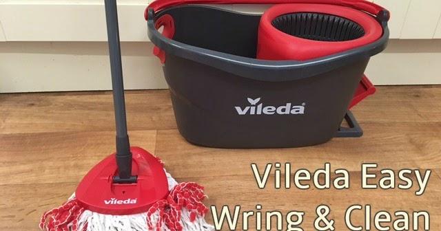 Vileda easy wring & clean turbo test