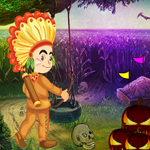 Games4King Native American Boy Escape walkthrough