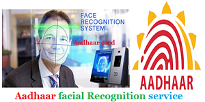Aadhaar Facial Recognition Service