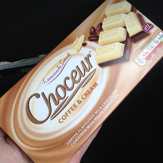 aldi choceur coffee and cream