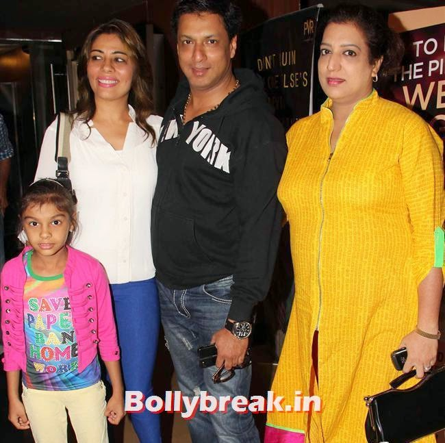 Special Screening of Marathi film 'Yellow' in Mumbai, Genelia, Sonal, Karishma at Yellow Film Special Screening