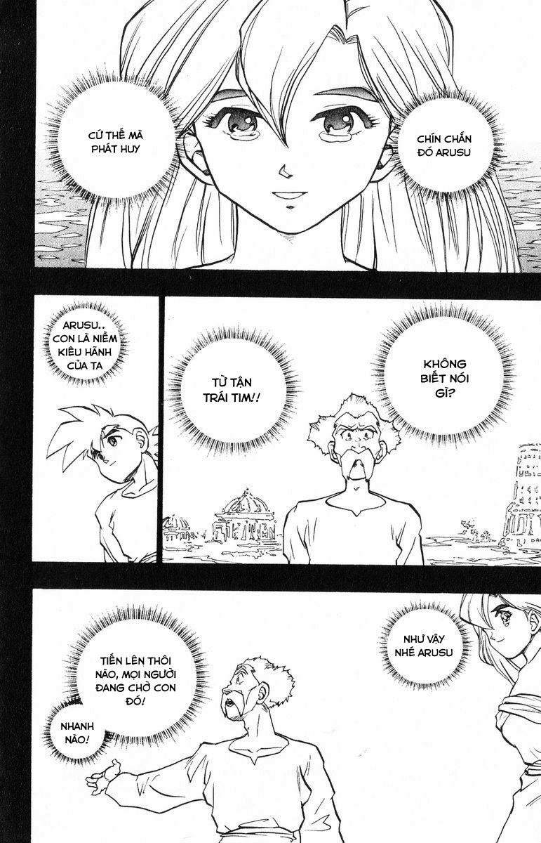 Dragon Quest: Emblem of Roto chap 38 trang 37