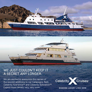 Celebrity Cruises Recently Acquired Celebrity Xperience and Celebrity Xploration to Sail the Galapagos