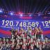 Alibaba pulveriza su récord de ventas 'on line' en el Día del Soltero