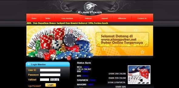 poker online penipuan