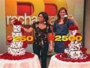 Cake Rental wins over Real Cake during Show