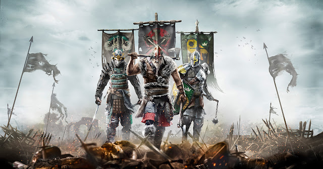 For Honor Emotes