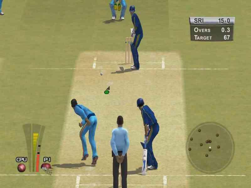 Brian Lara International Cricket - PC