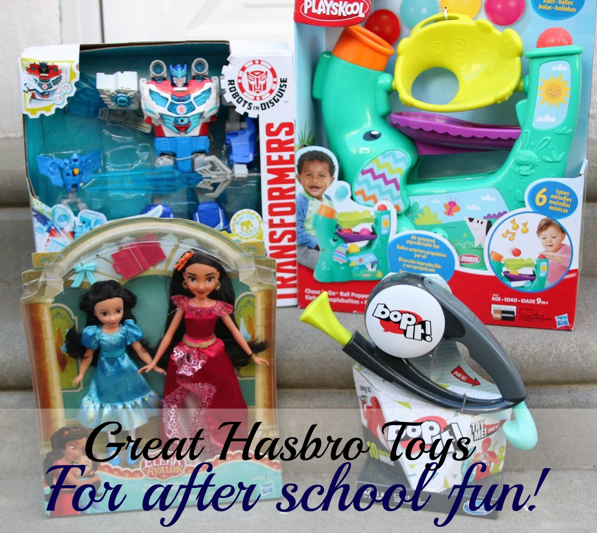 Toys For Fun : Susan s disney family check out some great hasbro toys