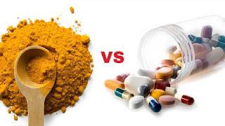 10 cas pour lesquels le curcuma pourrait être supérieur à la médecine moderne