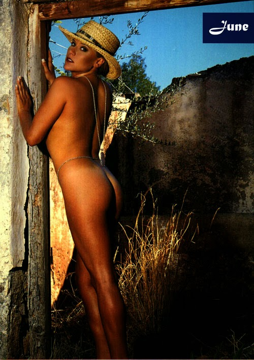 Samantha Fox Nude Playboy