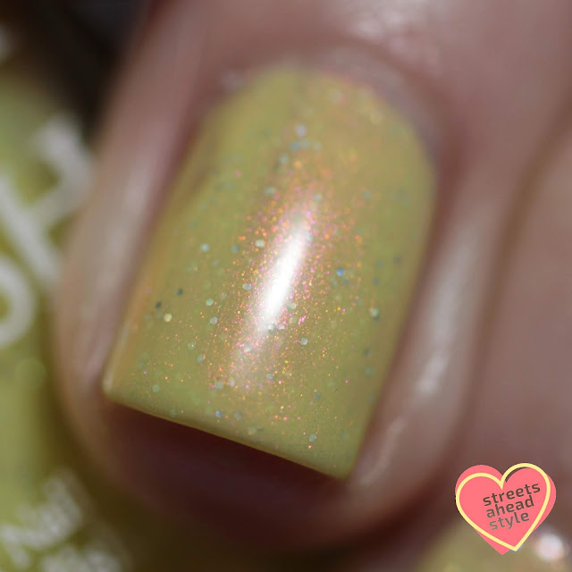 Glam Polish Silly Old Bear swatch by Streets Ahead Style