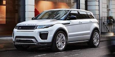 2017 Range Rover Evoque white image