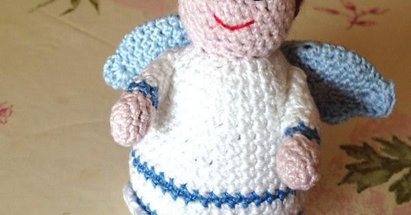 La piccola bottega della Creativit?: Un simpatico angelo ...