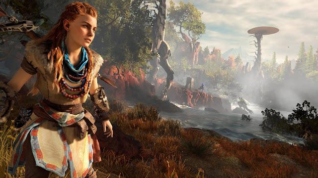 ¿Cómo funciona Horizon Zero Dawn en PS4 y PS4 Pro?
