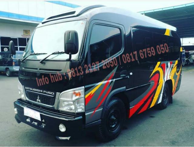 kredit dp ringan mobil micro bus mitsubishi 2019