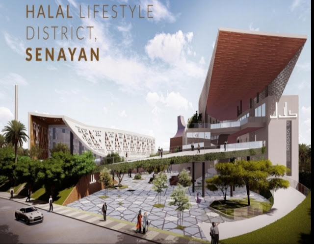 halal lifestyle district senayan