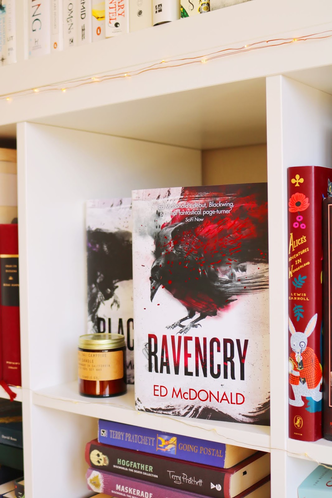 Blog Tour: Ravencry by Ed McDonald