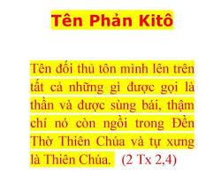 Sứ Điệp Từ Trời chỉ nói lại những gì Kinh Thánh đã nói